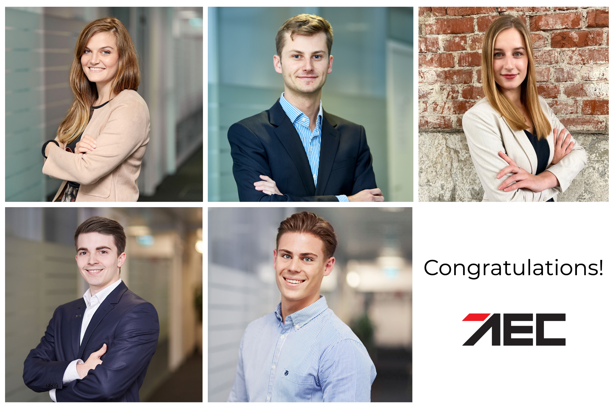 Meet Our Great Team: From Interns To Specialists